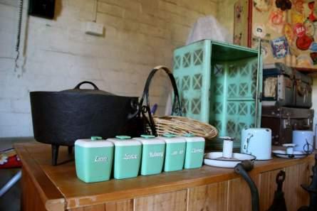 Wivenhoe kitchen. Macarthur