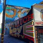 A couple of the incredible murals that decorate San Franciscoshellip