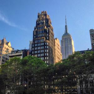 In a city of incredible towers this Art Deco iconhellip