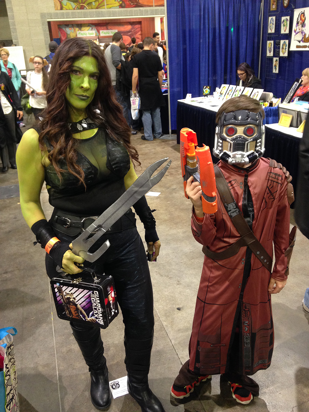 Zom Tailor Rhode Island Comic Con 2014 In Pictures | Aipt!