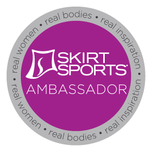 I'm a Skirt Sports Ambassador!