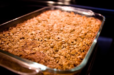 Baked Oatmeal | The Real Life Adventures of Katie and Andrew