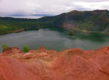 Taal Volcano, the Philippines