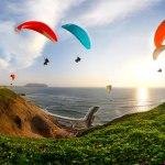 Parapente en Lima - Turismo de Aventura
