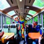 El tren de Cusco a Machu Picchu debe comprarse con anticipación
