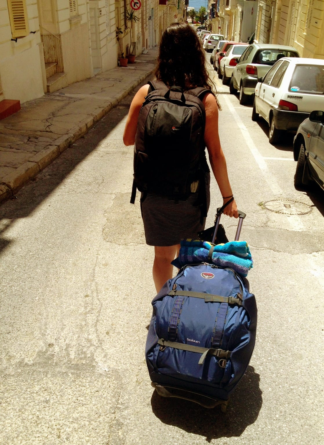 Rucksack 28 Liter I Love My Osprey Sojourn Backpack! - Adventurous Kate