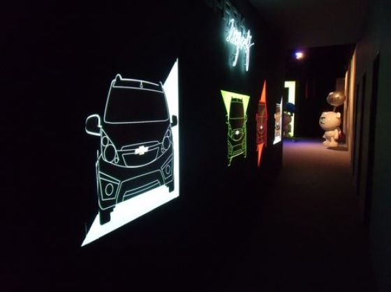 Chevrolet China - SPARK MYSELF Launch Party (Inside the venue) 8