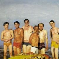 Liu Xiaodong 'Eating'
