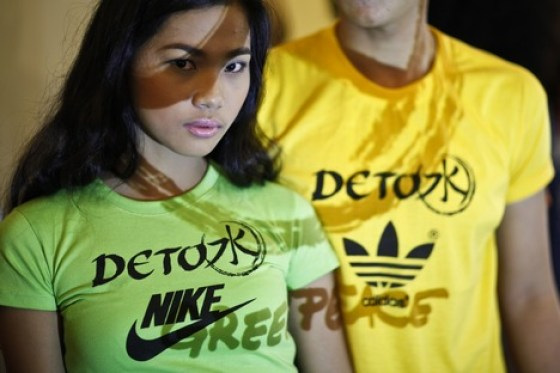 Greenpeace Detox