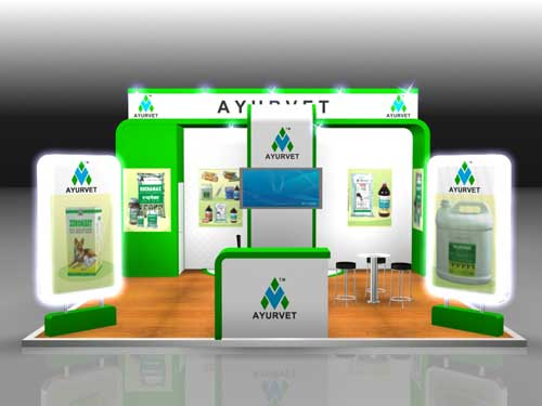 Ayurvet exhibition
