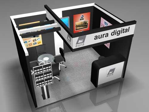Aura Digita Exhibition