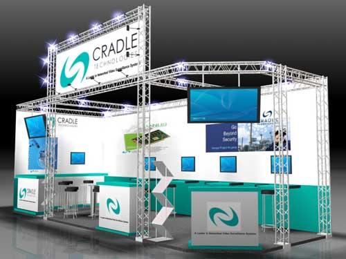 Cradle Stall Fabrication