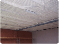 Ceiling & Roof Insulation | Spray Foam Insulation