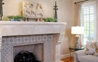 The Anatomy Of The Fireplace - Porch Advice