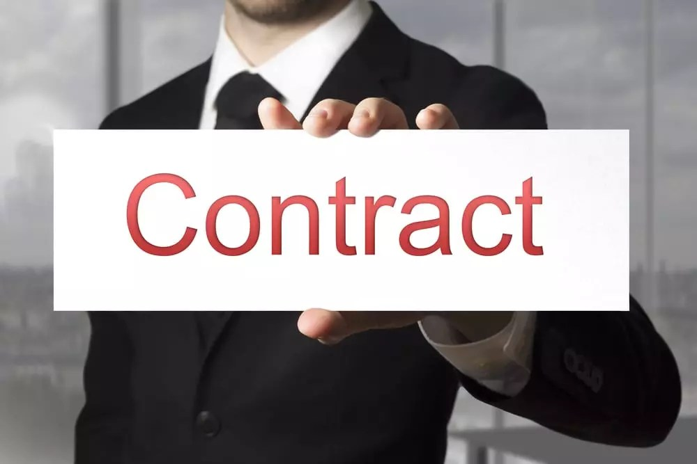 When is a Staff Handbook contractual?