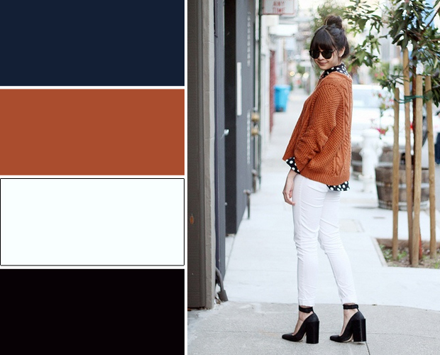 3 Seasonal Color Combinations