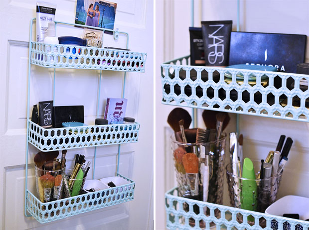 What are some of your makeup organization ideas
