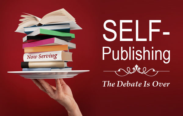 Is it better being a self published author or a traditionally - self published author