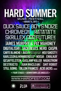 *Event Review* HARD Summer Festival 2011