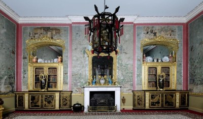 Leeds Museums unveil Chinese Room at Temple Newsam House following painstaking conservation
