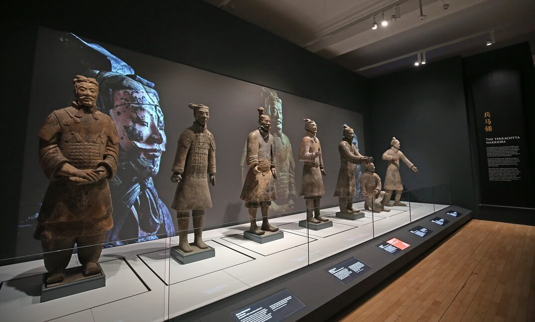 China Suppliers The Hub China's First Emperor And The Terracotta Warriors