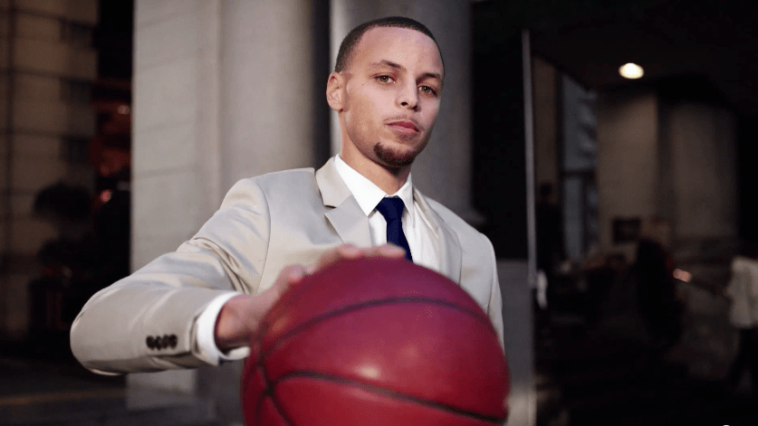 Pantone Color 2016 It's Official: Stephen Curry Is The Nba's New Marketing