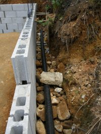 Top 28+ - Drainage Pipe Retaining Wall - retaining wall ...
