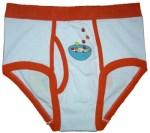 Cartoon Brief Underwear Men