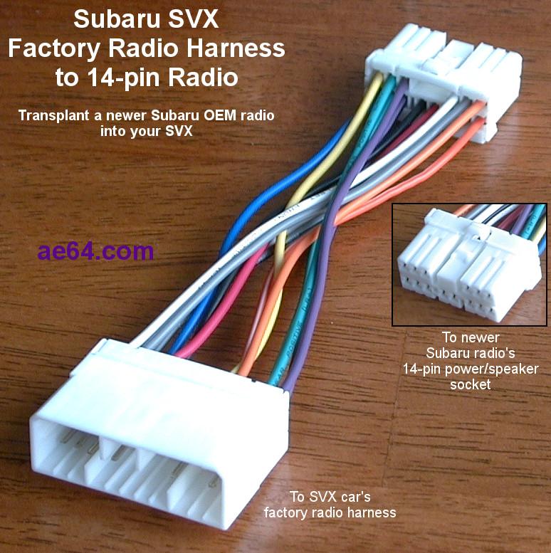 Subaru Svx Alternator Wiring Diagram Electronic Schematics collections