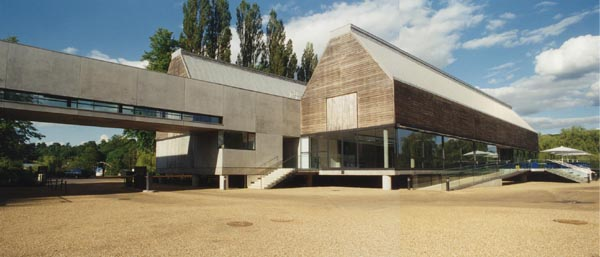 Architekt Magdeburg River And Rowing Museum – Oxfordshire, England, U.k