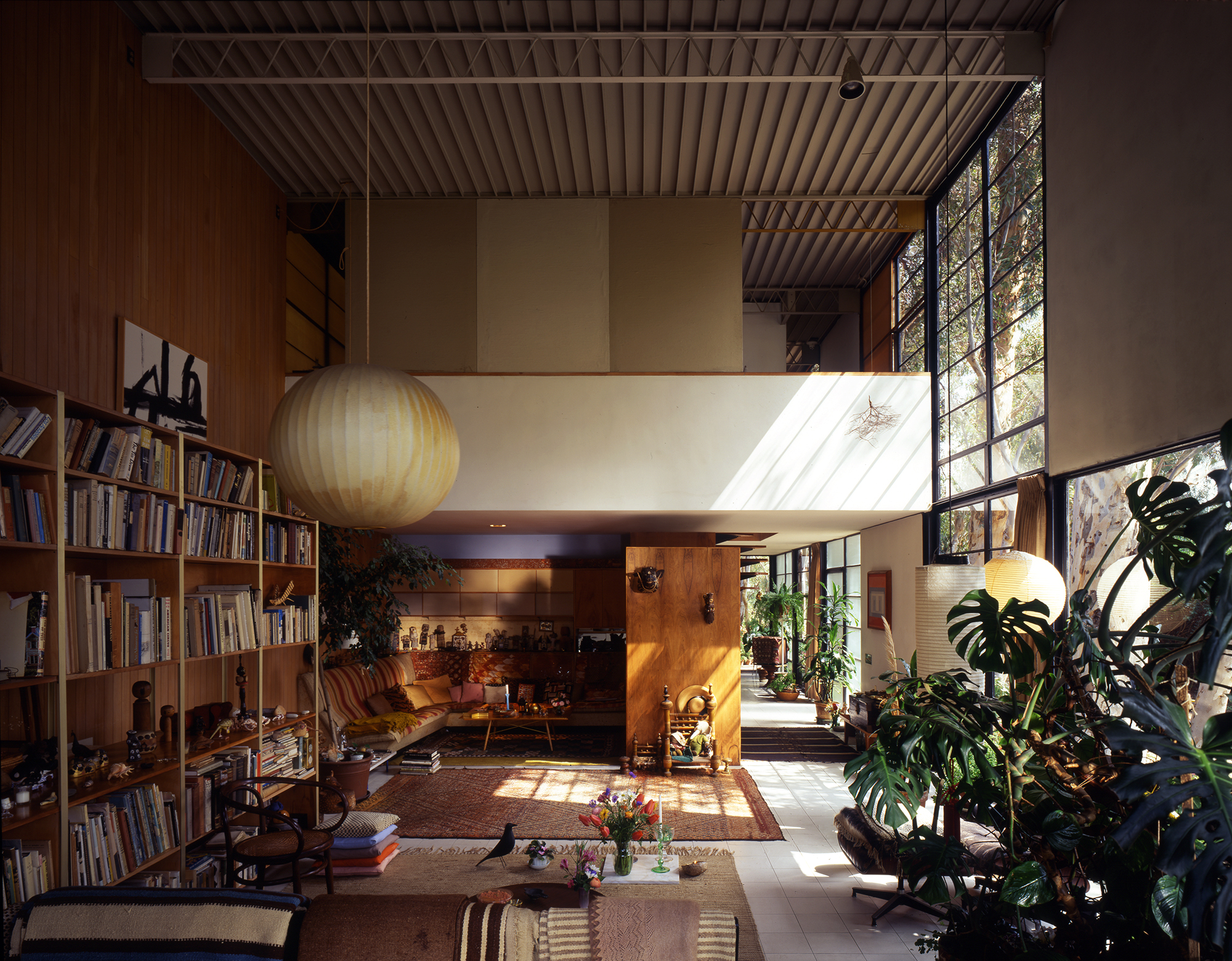 Ray Eames The Eames House – Pacific Palisades, California