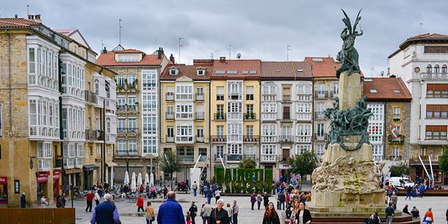 Plaza de la Virgen Blanca (Vitoria-Gasteiz)