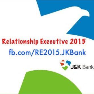 jk bank relationship executive syllabus