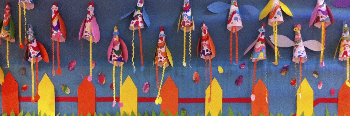 Bonecas de papel e origami