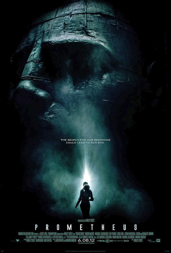 Prometheus: Afraid of its Own Ideas? (1/5)