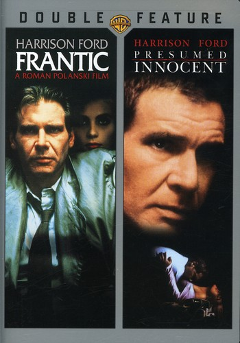 Frantic / Presumed Innocent Repackaged, 2PC on VideoCollection