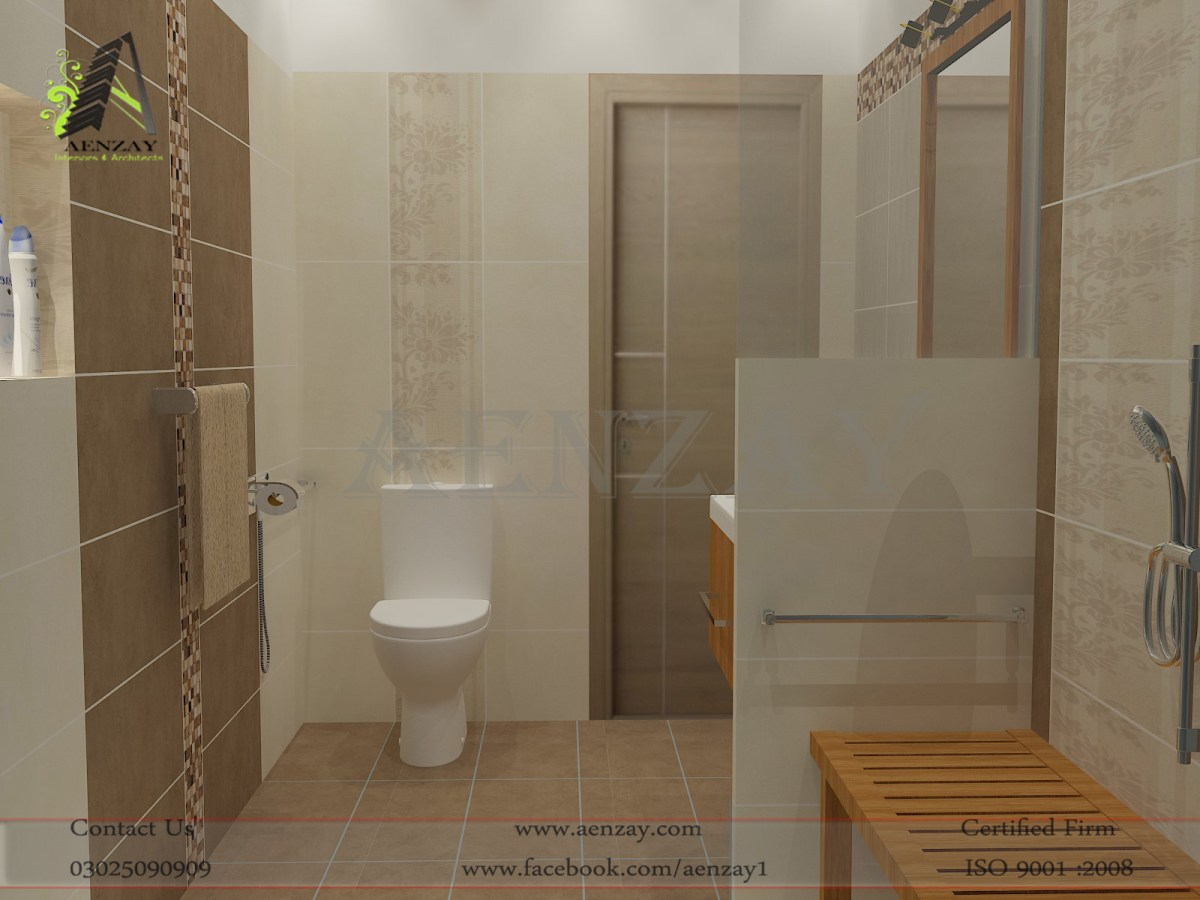 Bathro0m Design by Aenzay I & A | Aenzay Interiors ...