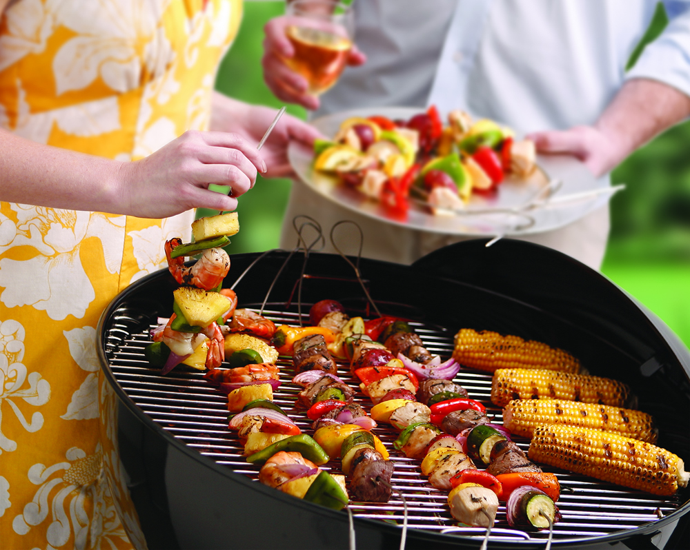 Deko Ideen Zur Grillparty Aequivalere - Grillparty Ideen Deko