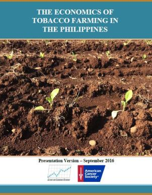The Economics of Tobacco Farming in the Philippines