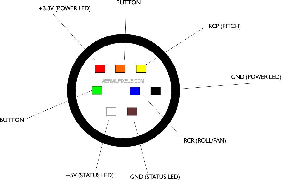 mini 24 pin wiring diagram