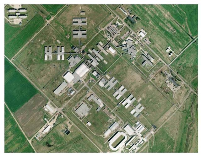 Louisiana State Penitentiary (Aero-Data, 2006)