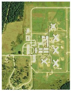 B.B. Rayburn Correctional Center (USDA, 2013)