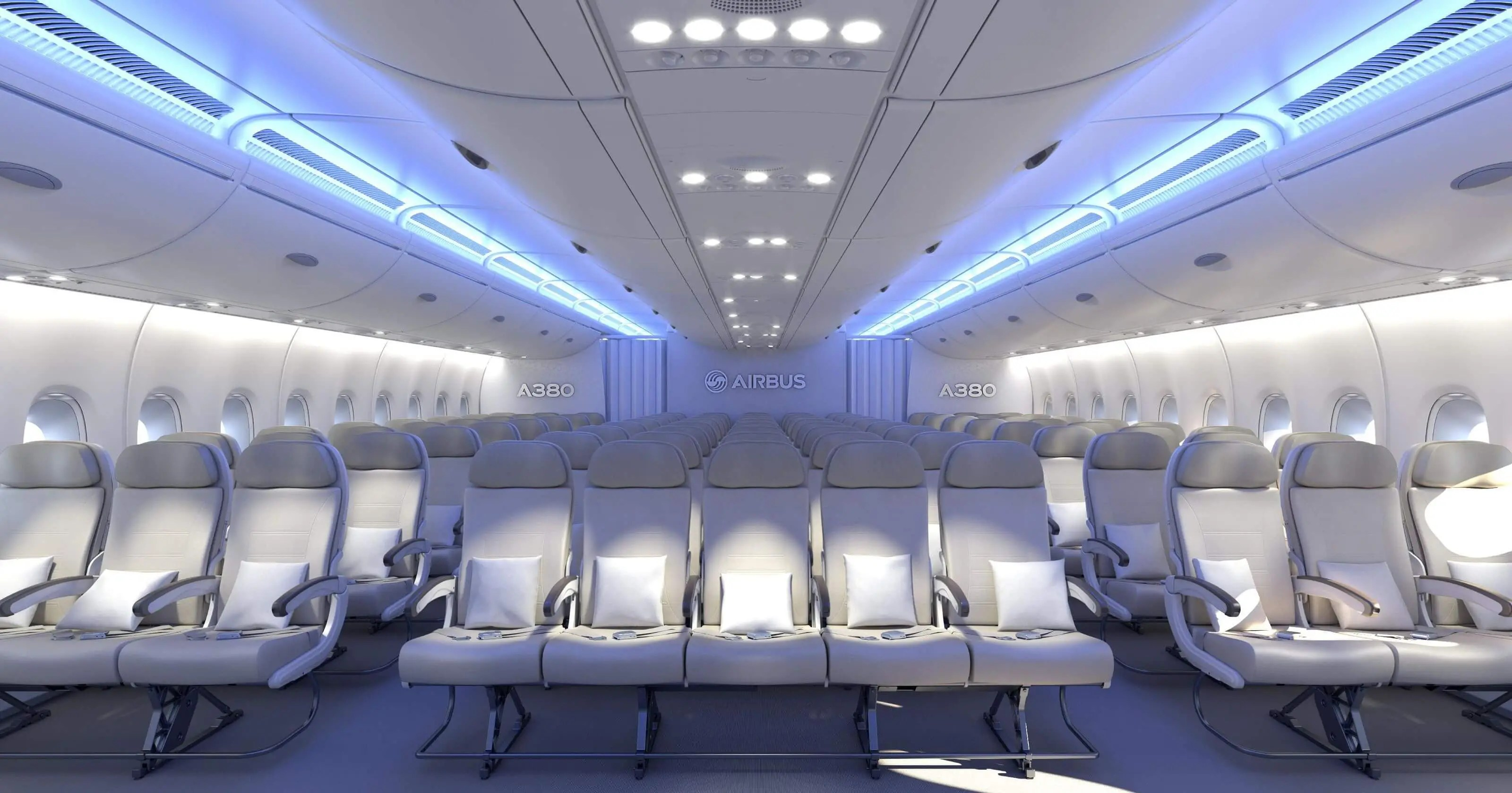 Interieur Airbus A380 Why 11 Seats Abreast Will Not Work For The Airbus A380