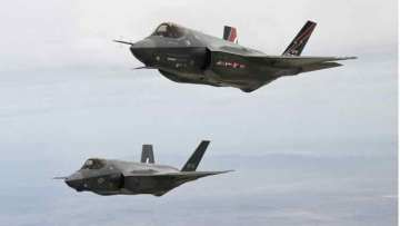 F-35 fleet exceeds 50,000 flying hours