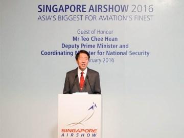Singapore Airshow 2016 Takes Flight-aerobd news