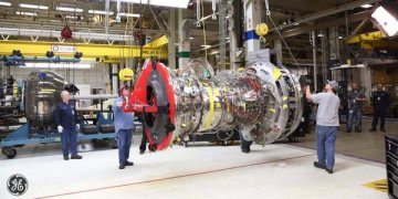 GE9X engine final assembly 'well underway'