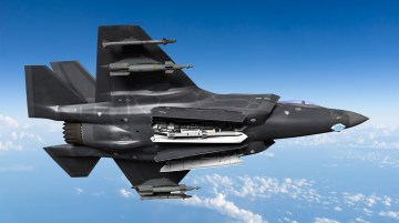 AIM 9X F-35