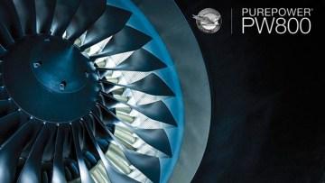PurePower® PW800 engine