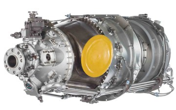 P&WC Unveils New PT6-140A Turboprop