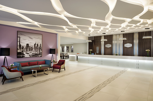 World's largest Hampton by Hilton hotel opened at Dubai Airport